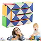 Snake Magic 3D Cube Game Puzzle Twist Toy Party Travel Family Child Gift