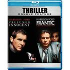Frantic/Presumed Innocent (Blu-ray Disc, 2010)