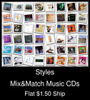 Styles(3) - Mix&Match Music CDs U Pick *NO CASE DISC ONLY*