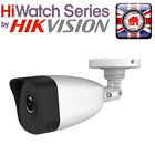 Hiwatch Hikvision CCTV SYSTEM IPC-B120 Network Bullet PoE Camera Mobile monitor