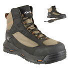 Korkers Greenback Fly Fishing Wading Boots with Convertible Outsoles - All Sizes