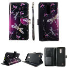 Folio Case Wallet For LG Phoenix 3 Fortune Kickstand PU Leather ID Slot Cover