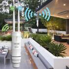 Wavlink WL-WN570HA1 AC600 Outdoor High Power-Dual-Band-Wi-Fi-Range-Extender