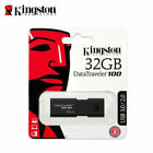 16G 32 GB 64GB 128GB Kingston USB 3.0 Flash Pen Drive DT100G3 Data Traveler disk