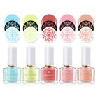 6ml BORN PRETTY Nail Art Stamping Polish Macaron Plate Printing Varnish