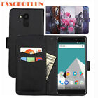 "For Vernee M5 5.2""  PU Leather Retro Flip Magnetic Wallet Phone Case Cover"