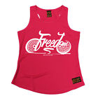Ride Like The Wind Freedom Cycling funny Birthday WOMENS G
