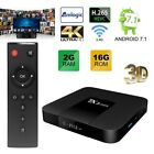 TX3 Mini Android 7.1 4K HDMI HD TV Box S905W 2GB 16GB 2.4GHz WiFi Media Player
