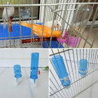 Mini Automatic Bird Water / Food Feeder Plastic Parrot Cage Pet Drink Container