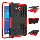 Samsung Galaxy Tab 3 Lite/Tab E Lite 7.0 T113 Rugged Stand Shockproof Case Cover