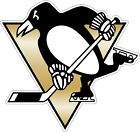 "Pittsburgh Penguins NHL Color Die Cut Vinyl Decal - You Choose Size 2""-28"" $3.99 USD on eBay"
