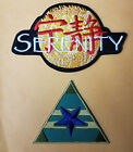 Firefly Serenity Patches.  Your Choice.