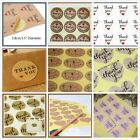 5 Sheets Gift Box Letter Cale Box Labels Sticker Printable Price Tags 60 Pcs