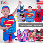 Cartoon Youth Children Universal Polyester Life Jacket Swimming Vest