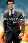 The World Is Not Enough 007 1 Movie Poster Canvas Picture Print Premium A0 - A4 £2.49 GBP on eBay