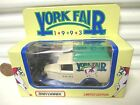 Matchbox York Fair Pennsylvania Model A Ford Van Variations 1989 1990 1991 1993