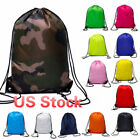 35x40cm USA Drawstring Backpack Liberally Resistant Sack Gym Shoes Container Bag