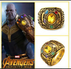 2018 / US THANOS Infinity Gauntlet POWER RING Avengers The Infinity War Stones