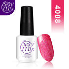 Sexy Mix 7ml Shimmer Glitter UV Led Gel Nail Polish Sequins