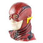 3 Styles Red Black Zoom Flash Arry Allen Mens Halloween Cosplay Props Mask