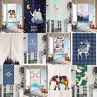 12 Style Japanese Noren Door Curtain Hallway Pub Hanging Doorway Room Curtain