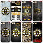 Boston Bruins PC Hard TPU Rubber Hybrid Phone Case Cover For iPhone Samsung 2018 $8.99 USD on eBay