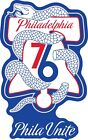 "Philadelphia 76ers NBA Color Die Cut Vinyl Decal Sticker - Choose Size 2""-42"" on eBay"