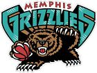 Memphis Grizzlies NBA Color Die Cut Vinyl Decal Sticker - Choose Size cornhole on eBay