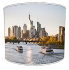 City Of Frankfurt Lampshades, Ideal To Match Frankfurt Wall Decals & Stickers