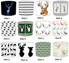 Lampshades Ideal To Match Stag Cushions, Deer Cushions & Deer Wall Murals.