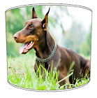 Doberman Designs Lampshades Ideal To Match Doberman Cushions & Doberman Dog Beds