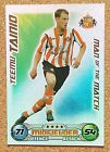 MATCH ATTAX 2008 2009 Man Of The Match / Limited Edition football card - VARIOUS