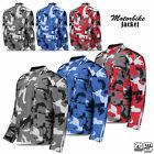 Mens Motorbike Motorcycle Waterproof Jackets Genuine CE Armoured Camo Cordura