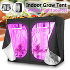 Hydroponic Growing Tent/Grow Light Indoor Plant Greenhouse Reflective Box Home