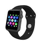 Colorature Cull Smart Watch For Apple Compatible IOS Android Sim Watch Card