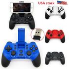 android wireless controller - Wireless Bluetooth Gamepad Game Controller For Android iPhone TV Tablet + Holder