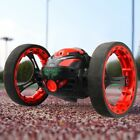 Upgraded NEW Strong Jumping Mini RC Car 2.4GHz Bounce Car With Flexible Wheels R