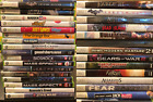 Huge lot of Microsoft Xbox 360 Games - Choose Your Favorites