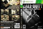 CALL OF DUTY BLACK OPS II 2 (XBOX 360) REPLACEMENT CASE, NO GAME