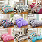 All Mass Duvet Cover with Pillow Case Quilt Cover Bedding Set Single Bed Decor