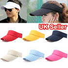 Sun Visor Adjustable Sports Tennis Golf Cap Headband Unisex Men Women Hat Vizor
