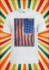American Flag USA Country Funny Cool Men Women Vest Tank Top Unisex T Shirt 1160