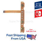 SL SR Button Key Flex Cable LED Ribbon Parts For Nintendo Switch Joy-Con Repair <br/> Includes LEDs and Sync. joycon replacement swicth