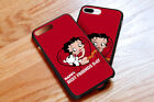Hot! BETTY BOOP CARTOON Cute Red Hard Case Cover for iPhone And SAMSUNG $15.69 CAD on eBay
