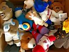 Plush Sports Mascot & Bear Souvenirs Vintage Football, Baseball Basketball More on Ebay