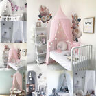 Baby Mosquito Net Netting Nursery Crib Bed Cot Canopy Cover Bedding Dome Tent image
