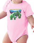 Infant Creeper Bodysuit One Piece T-shirt Save The Manatees