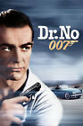 Dr.No ver1 James Bond 007 Movie Poster Canvas Picture Art Print Premium A0 - A4 £10.49 GBP on eBay