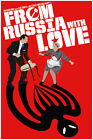 From Russia With Love 2 Movie Poster Canvas Picture Art Print Premium A0 - A4 £5.99 GBP on eBay