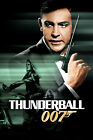 Thunder Ball 1 Movie Poster Canvas Picture Art Print Premium Quality A0 - A4 £49.49 GBP on eBay